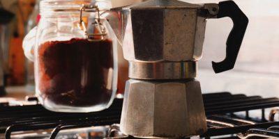 koffie zet apparaat